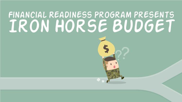 Iron Horse Budget