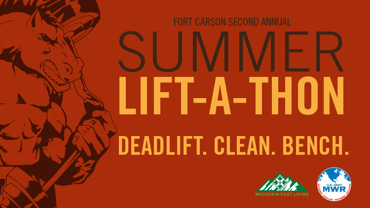 Summer Lift-A-Thon