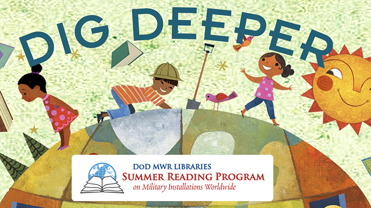 Summer Reading Program: Dig Deeper!