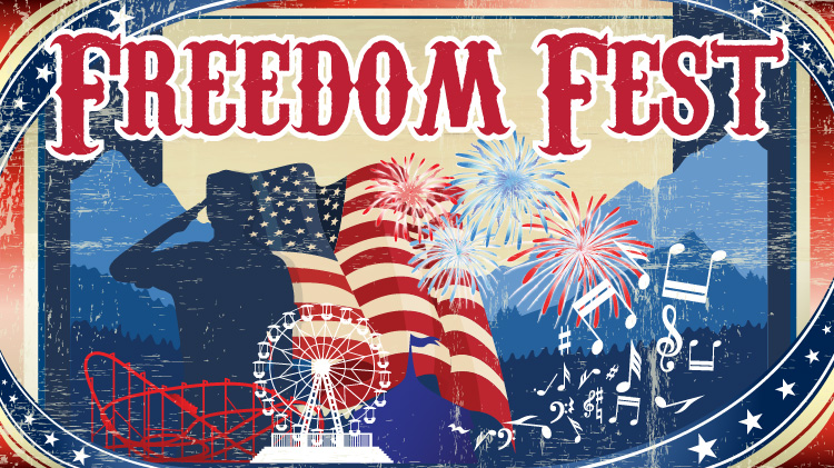 Freedom Fest: June 28-30, 2019