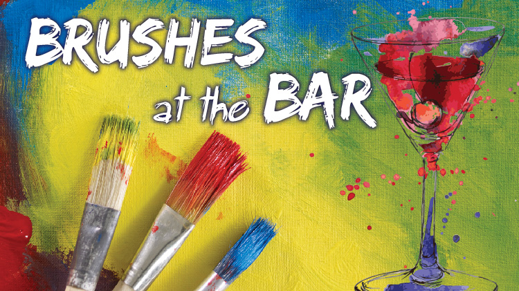 Save the Date: Brushes at the Bar