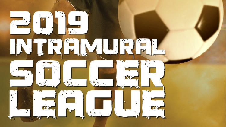 Registration Deadline: Intramural Outdoor Soccer League