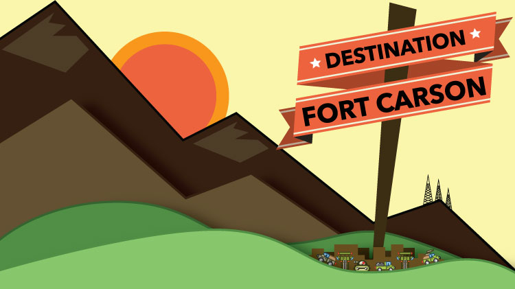 Destination Fort Carson