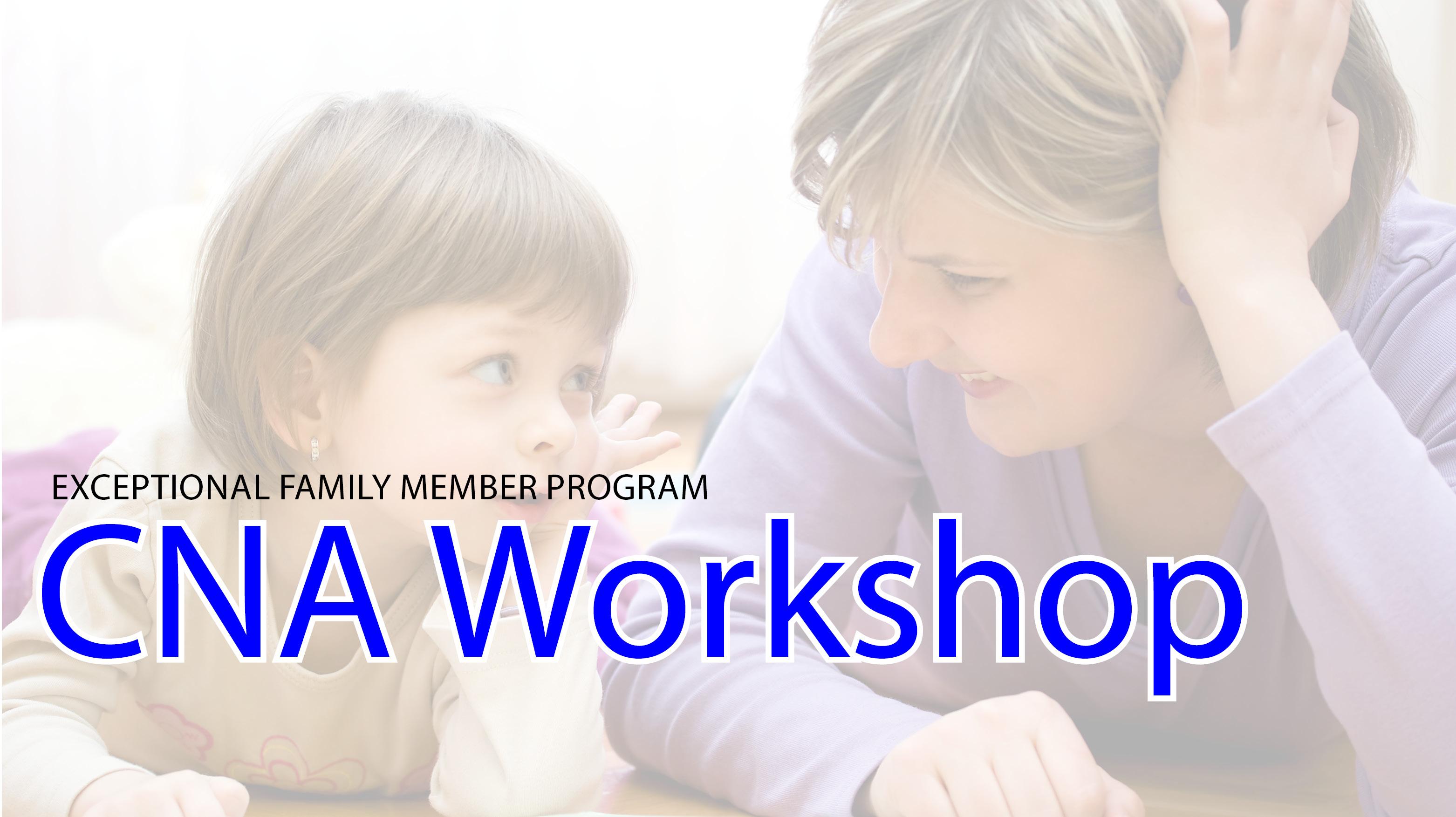 CNA Workshop