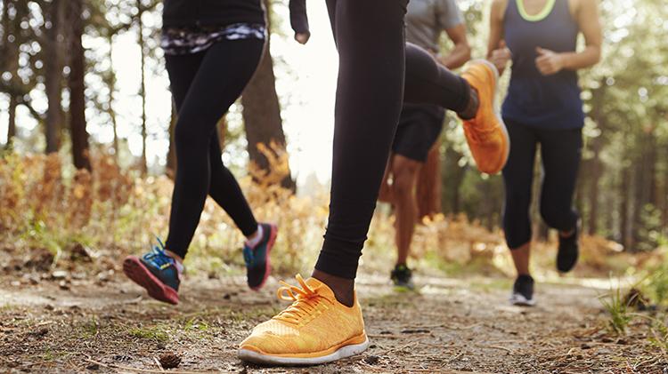 Fort Carson Trail Run Club
