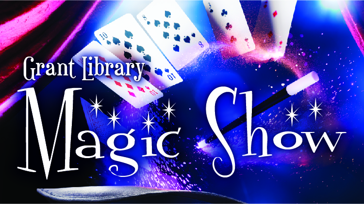Celebration of the Military Child Magic Show