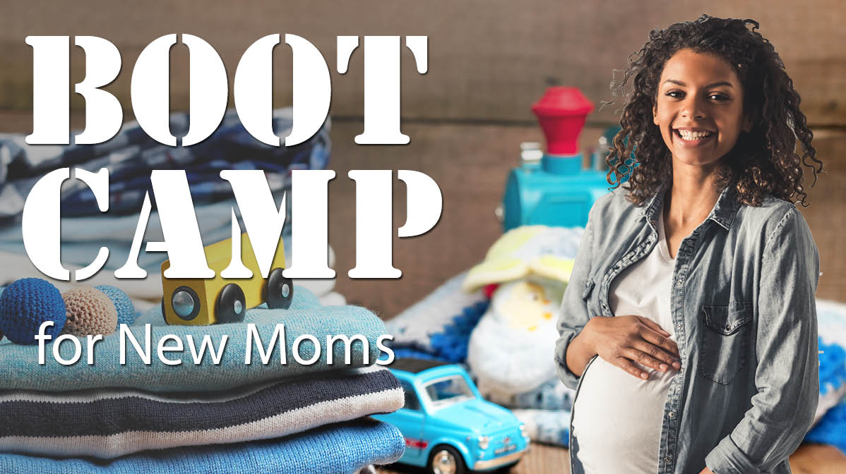 Boot Camp for New Moms