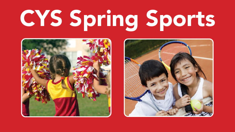 2019 Spring Youth Sports Registration