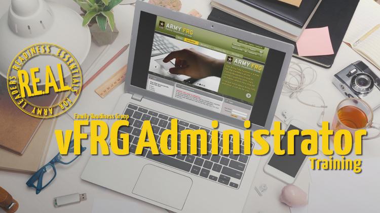vFRG Administrator Training
