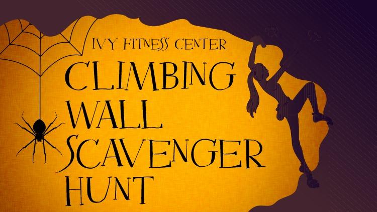 Climbing Wall Scavenger Hunt