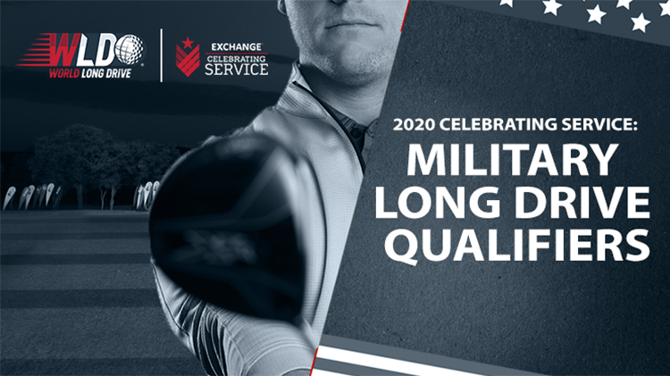 Military Long Drive Qualifier 2020