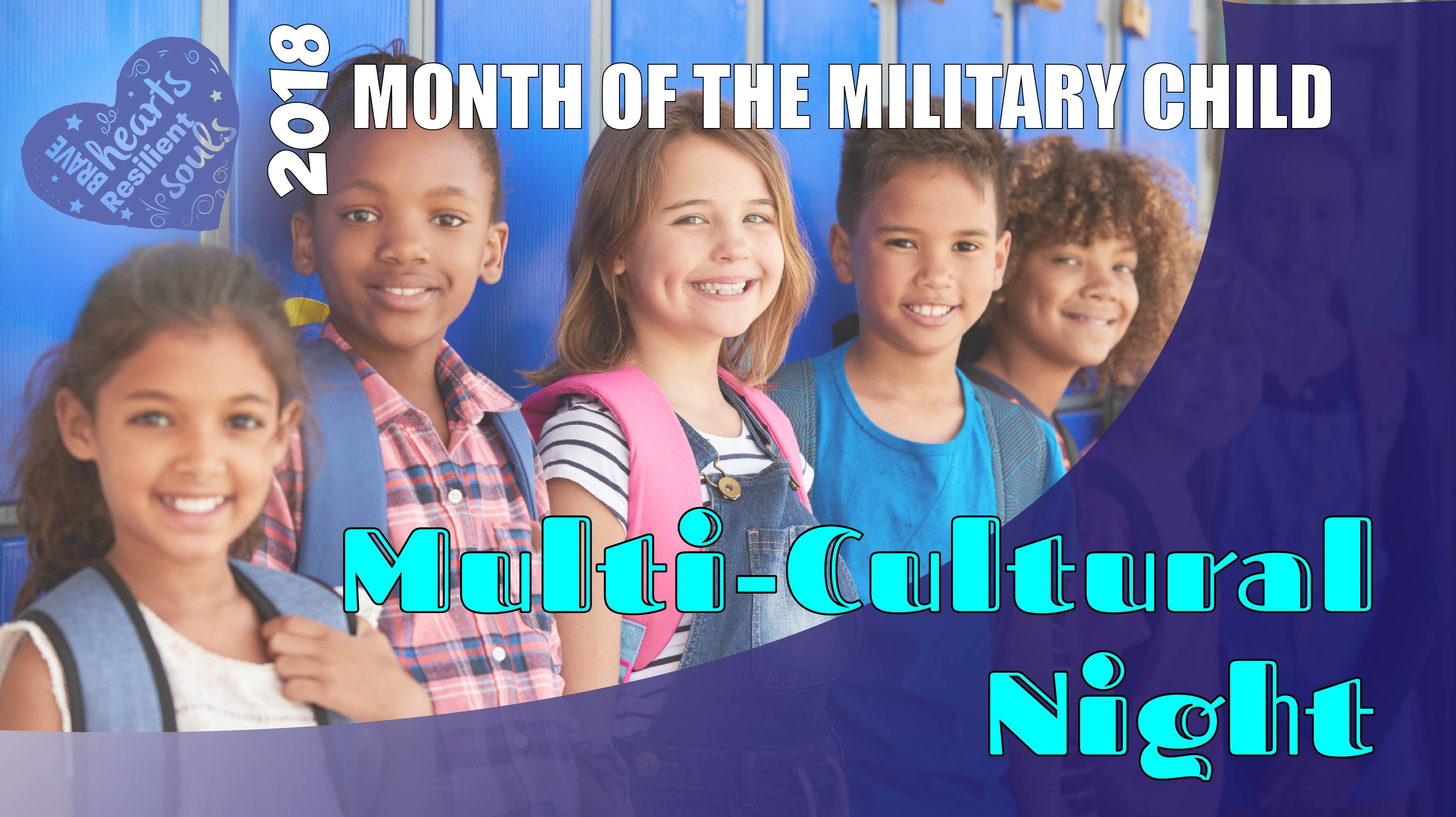Month of the Military Child Celebration Multi-Cultural Night
