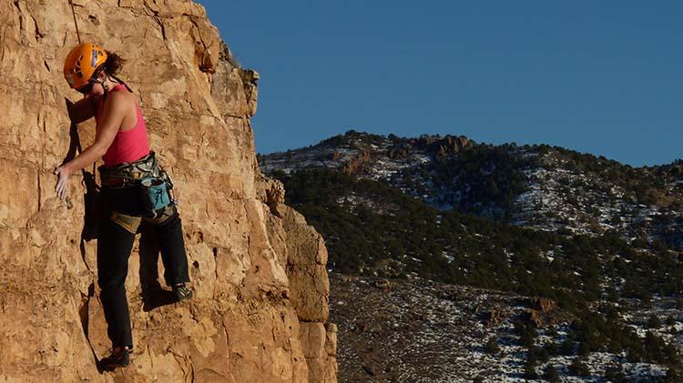 Rock Climbing: Overnight Trip