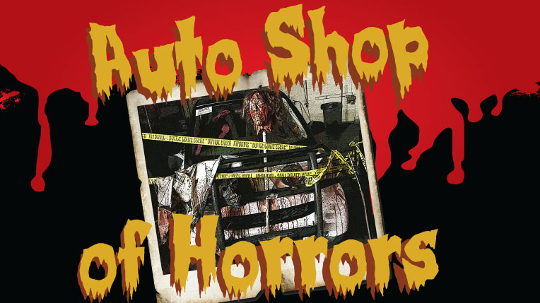 Auto Shop of Horrors at Fort Carson Fright Fest