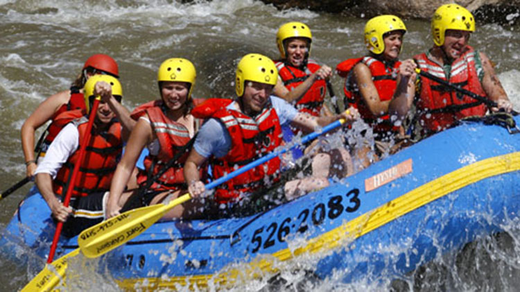 2019 Whitewater Rafting Trips