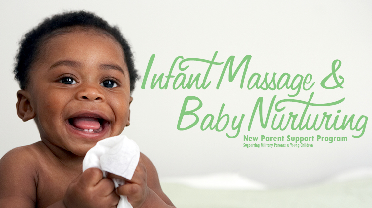 Infant Massage & Baby Nurturing