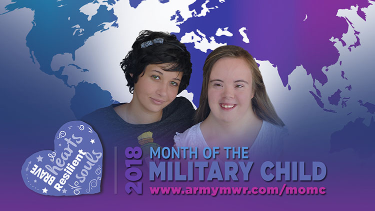 Save the Date: Month of the Military Child Celebration