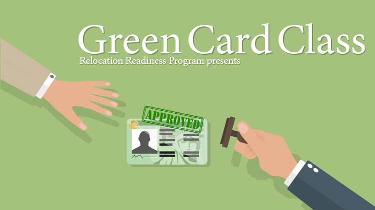Green Card (Permanent Resident) Immigration Class