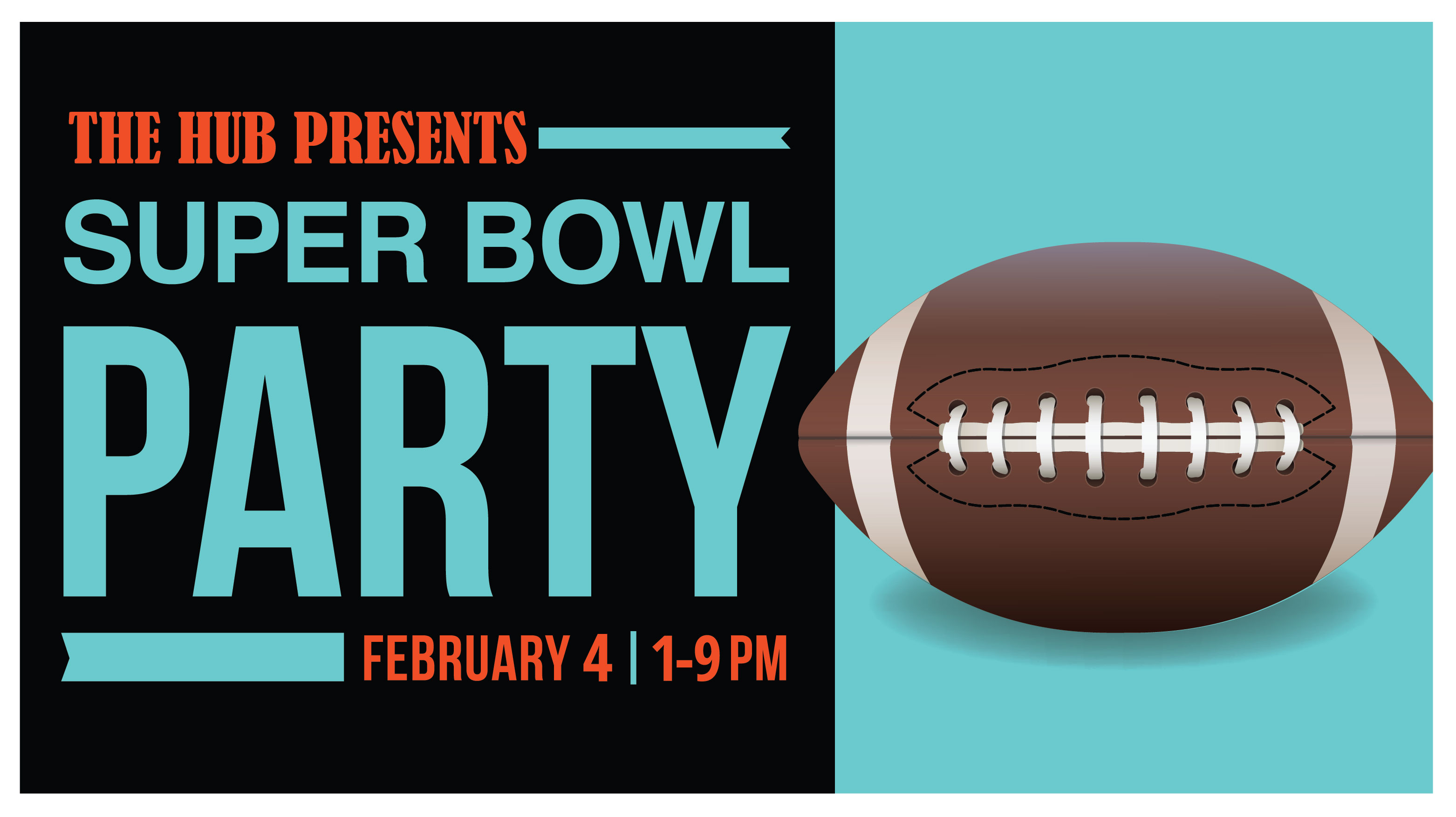 Save the Date: Super Bowl Party