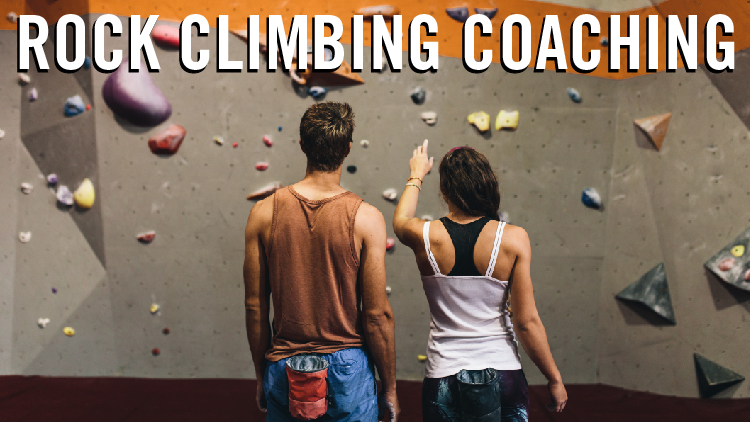 Rock Climbing Coaching