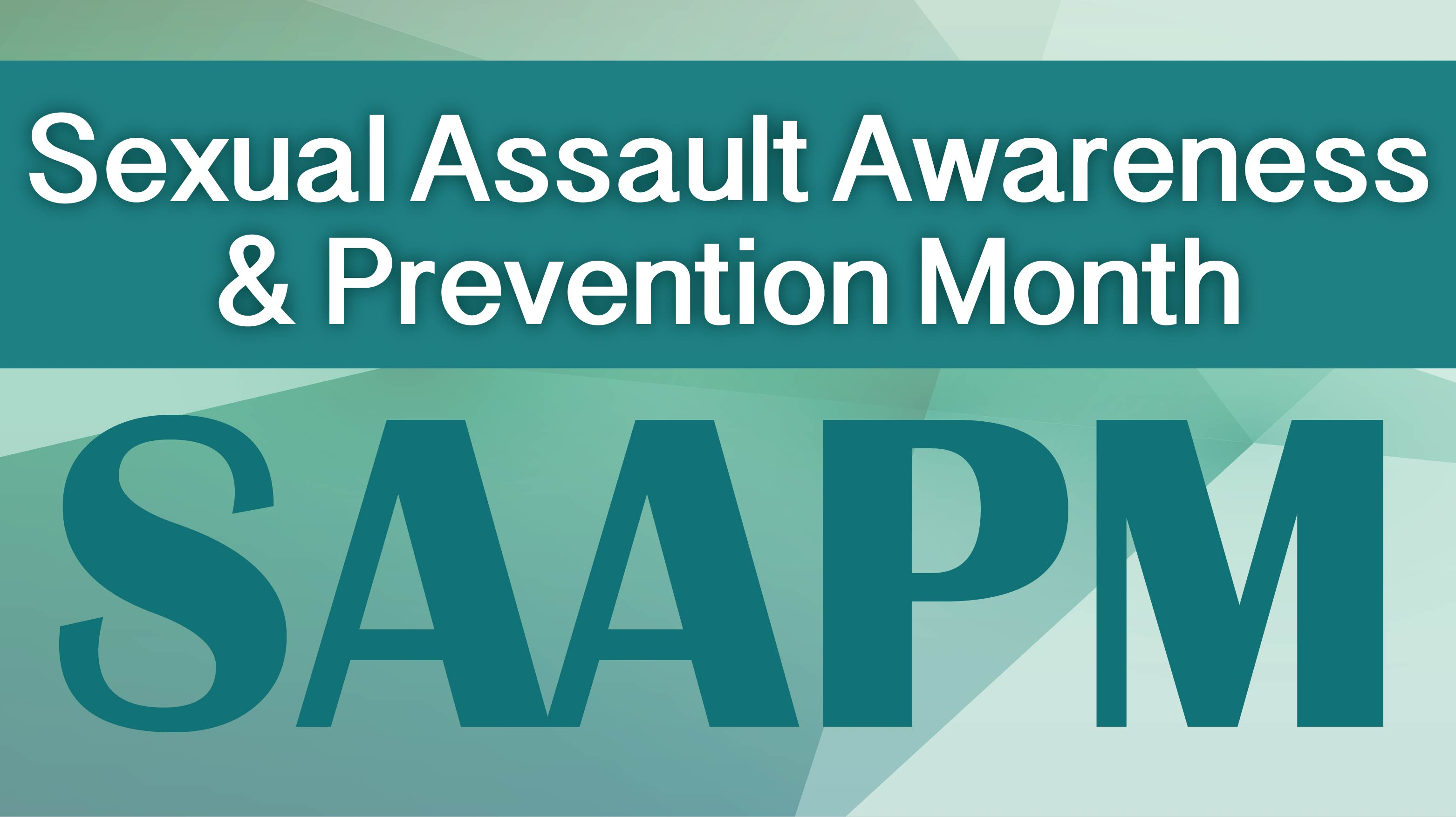 2018 Sexual Assault Awareness and Prevention Month Events List