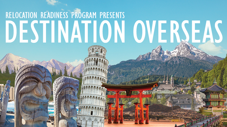 Destination Overseas