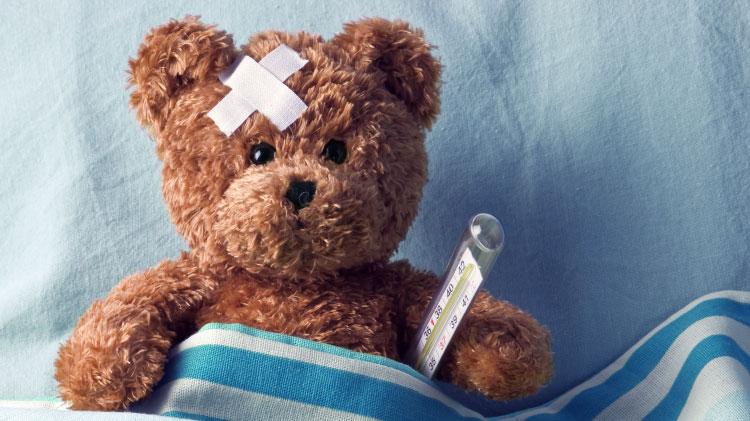 Teddy Bear Clinic at Fort Carson Vet Center