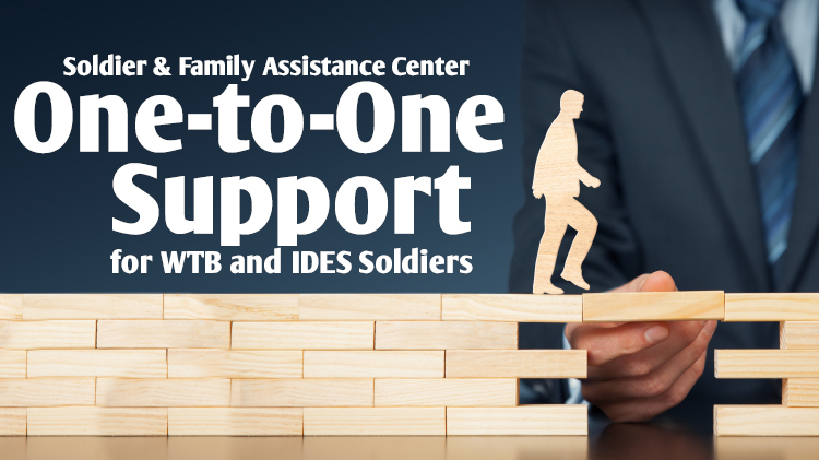 One to One Support for Medically Separating Soldiers