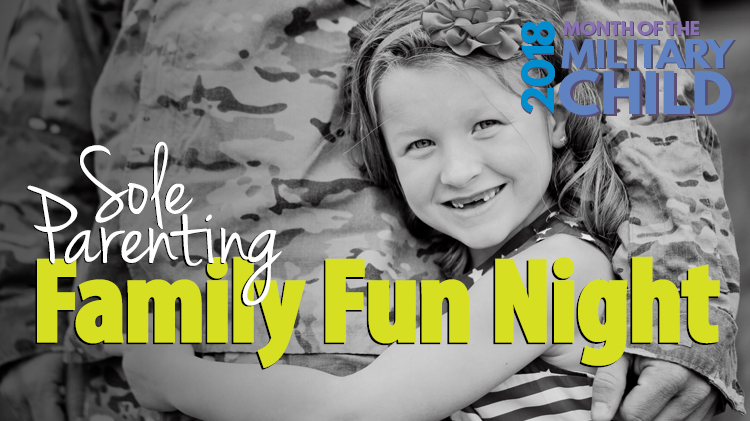 Sole Parenting Group: Family Fun Night