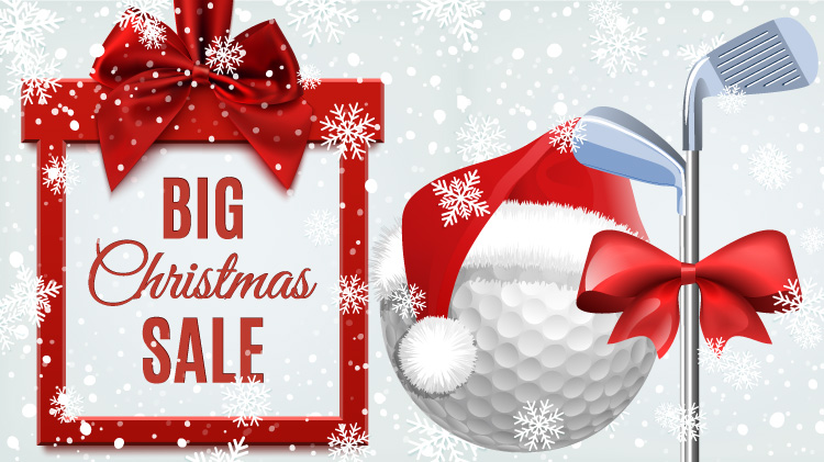 Golf Course Christmas Sale