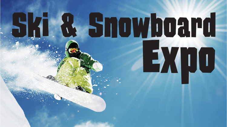 Ski and Snowboard Expo: General Admission