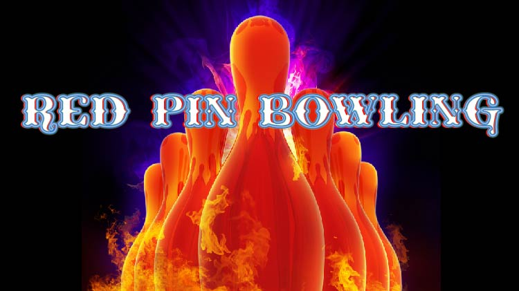 Red Pin Bowling