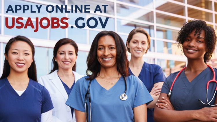 Now Hiring: CYS Nurse ($63,053/year)