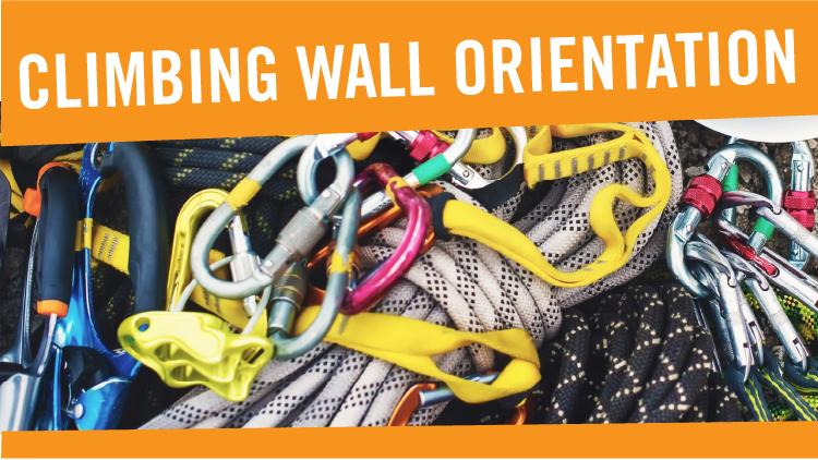 Climbing Wall Orientation