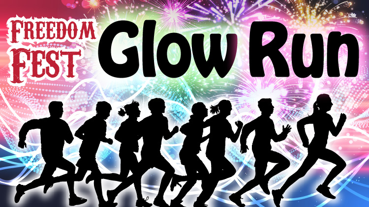 Freedom Fest Glow Run