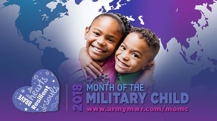 Month of the Military Child Family Game Night