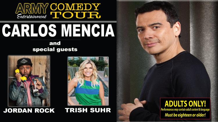Carlos Mencia Comedy Tour