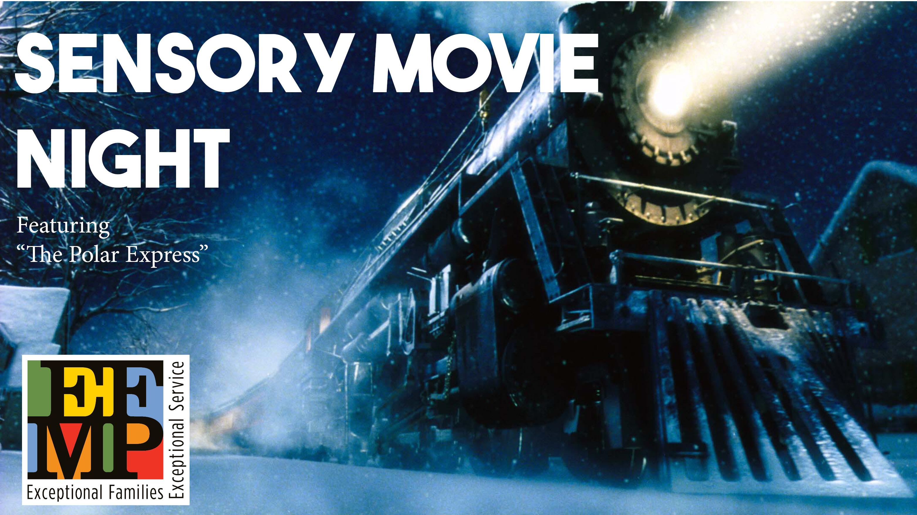 EFMP Sensory Movie Night
