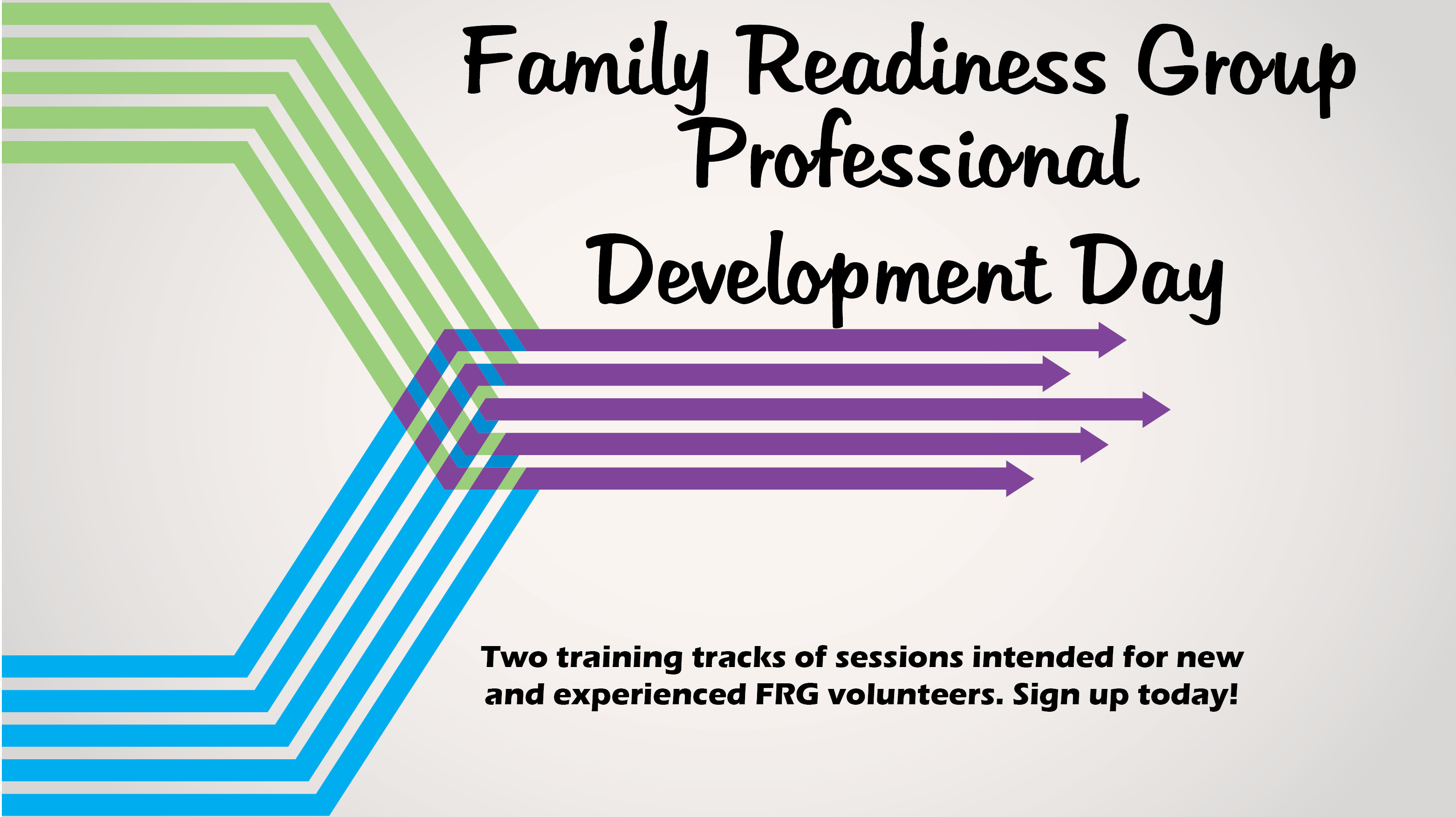 Family Readiness Professional Day