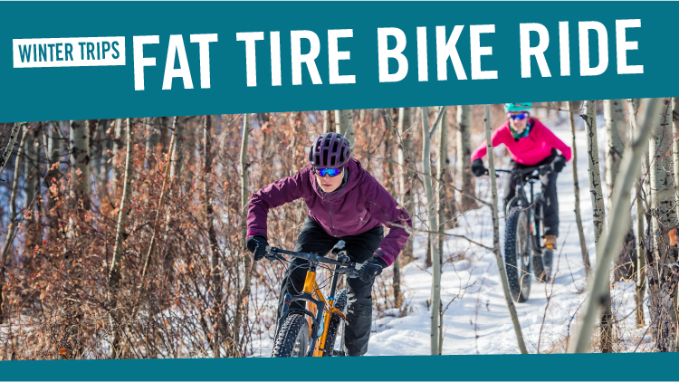Fat Tire Bike Ride