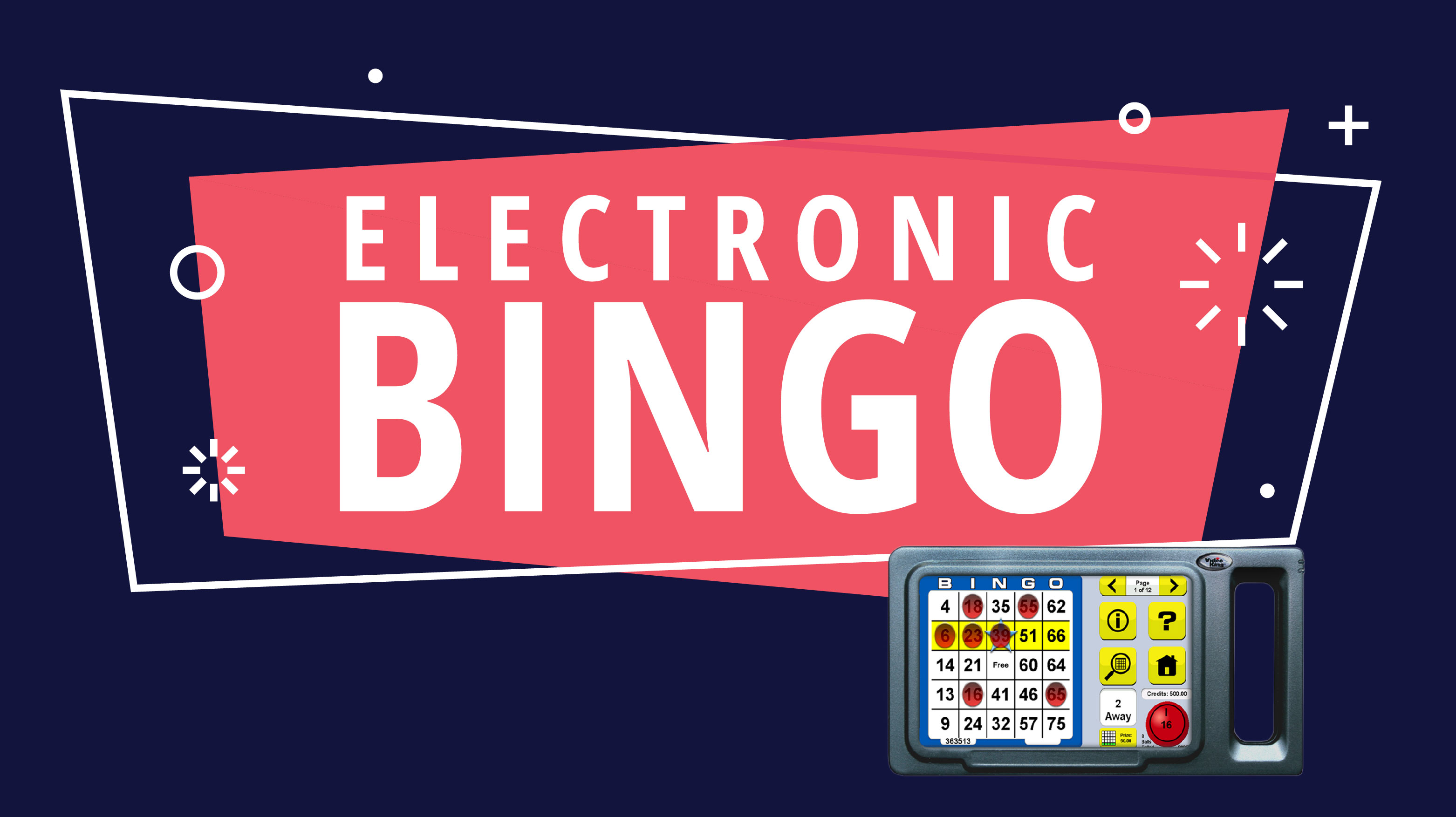 Thunder Alley Electronic Bingo