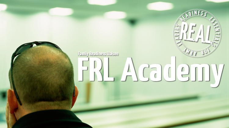 R.E.A.L. Family Readiness Liaison Academy
