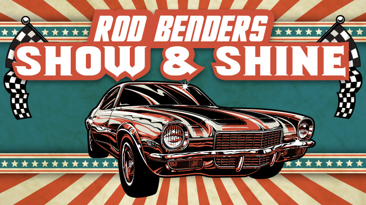 Rod Benders Show and Shine