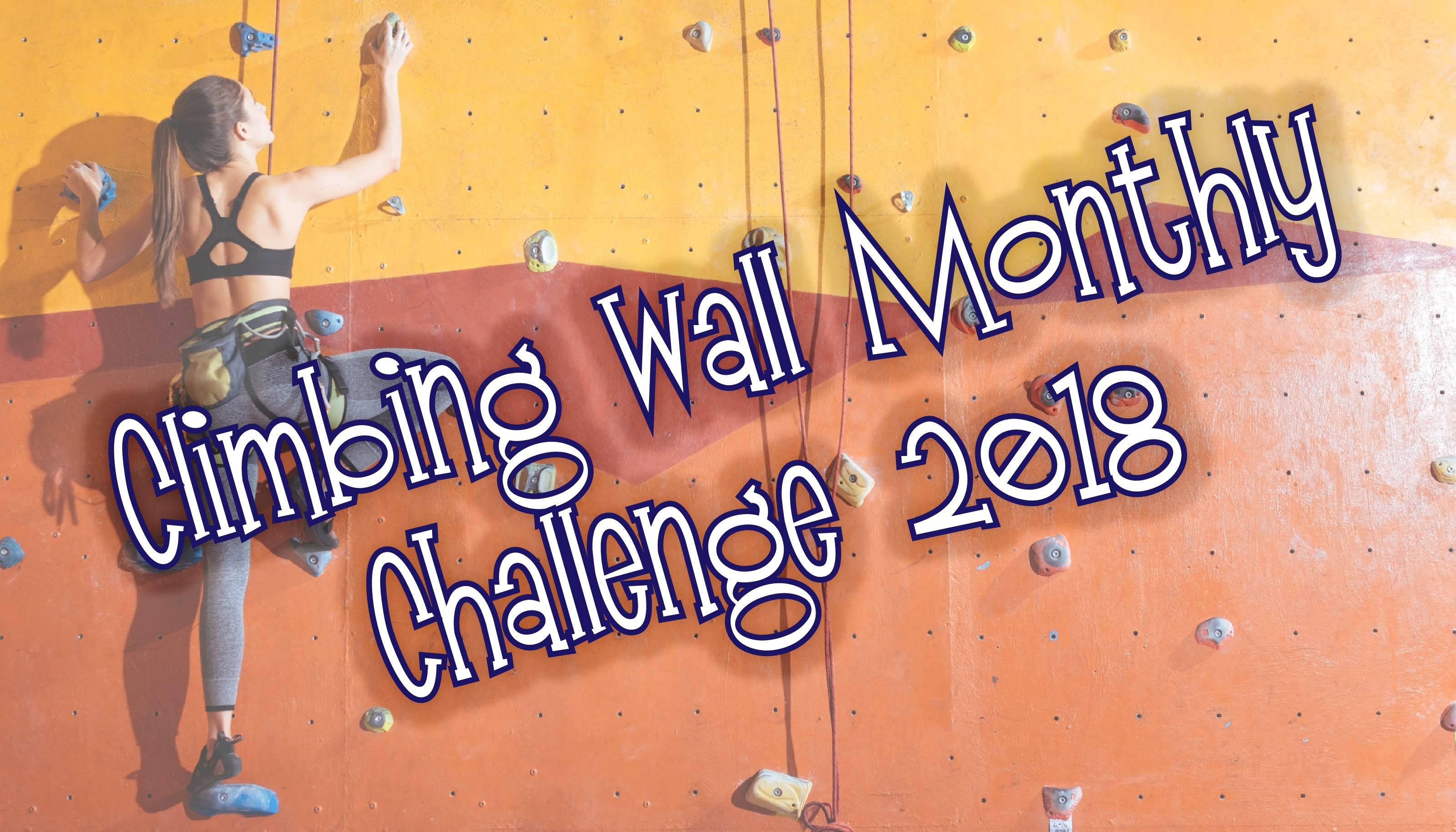 IHSFC Climbing Wall Monthly Challenge