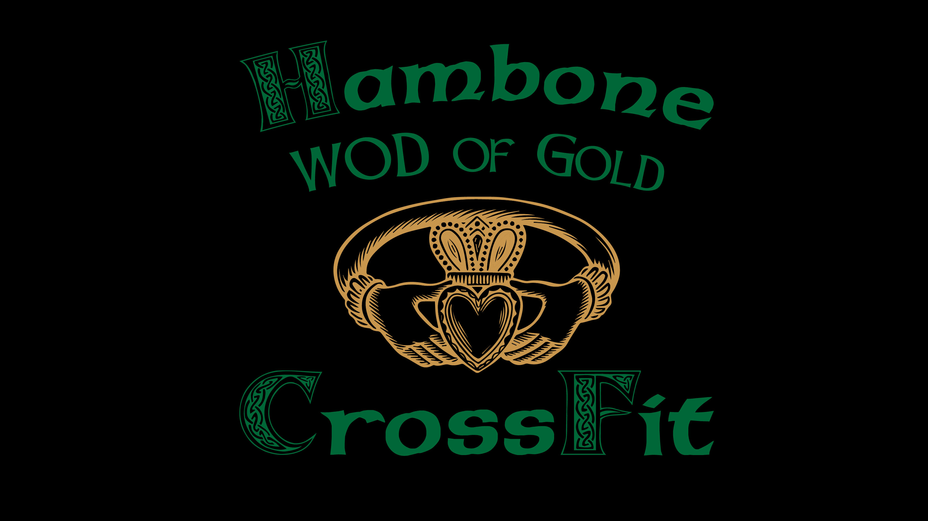 Hambone's WOD of Gold - CrossFit Team Competition