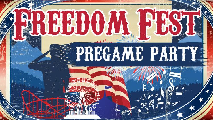 Freedom Fest Pregame Party