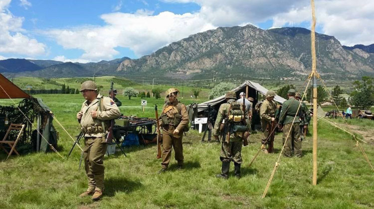 4th Infantry Division Living History Day