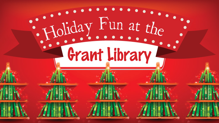 Holiday Fun at the Library