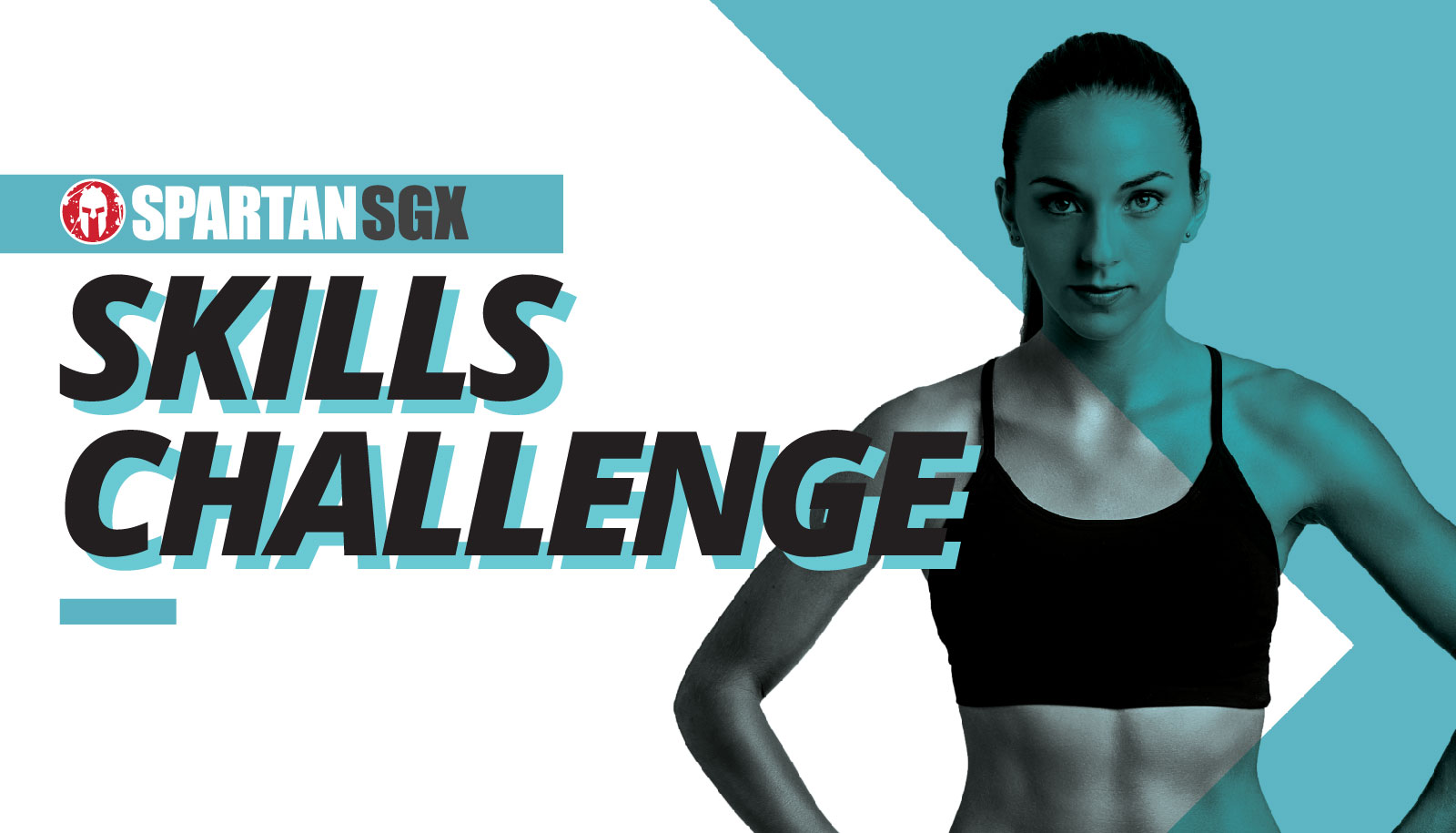 Month of the Military Child: Teen Spartan SGX Skills Challenge