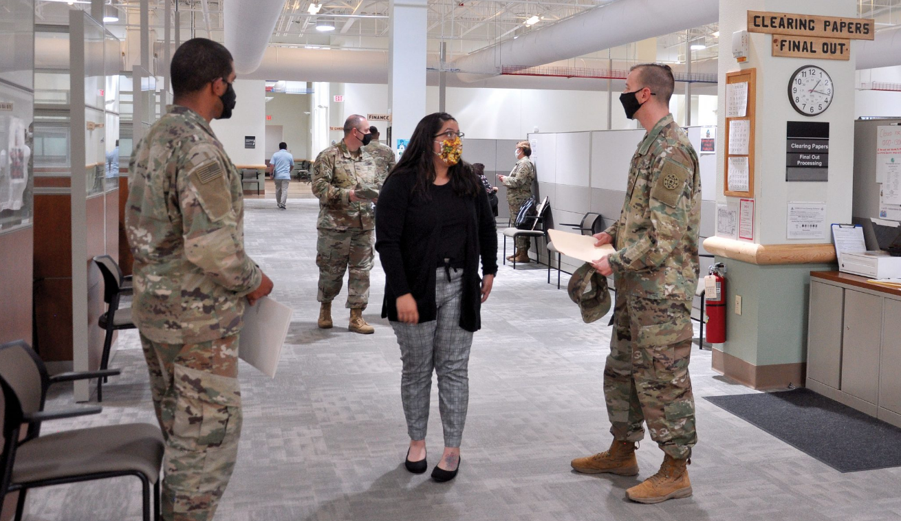 Image is from the Fort Carson Mountaineer. For more information, visit https://csmng.com/2020/08/06/making-smooth-transitions-soldiers-pcs-under-new-process/